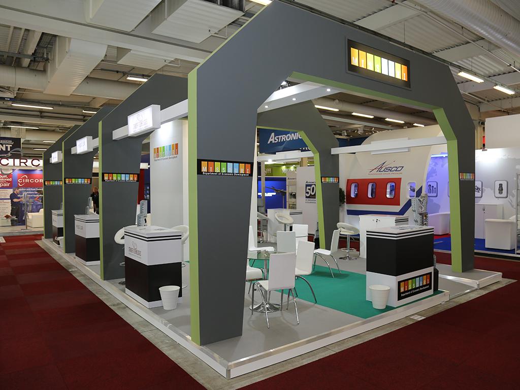 missouri exhibition stand