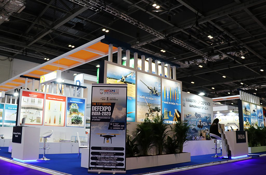 India Pavilion | 300 Sqm | DSEI London 2019
