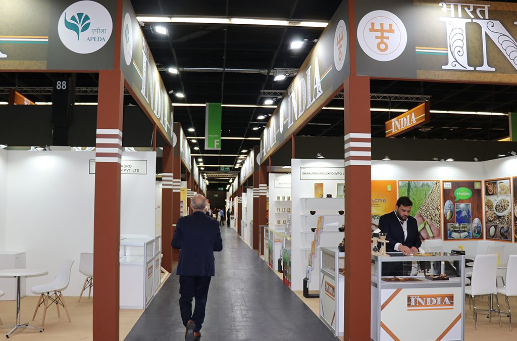 India Pavilion | 1339 Sqm | Anuga 2019