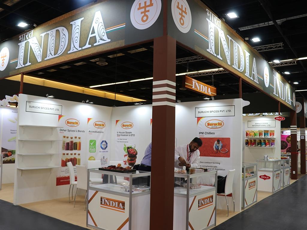 India Pavilion | Anuga 2019
