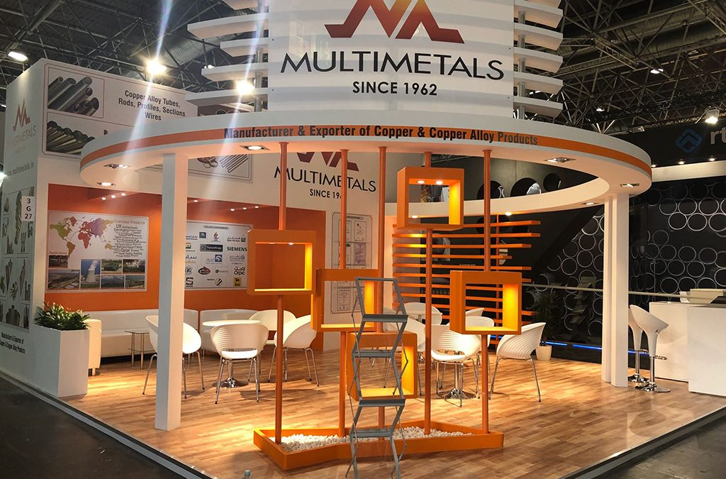 Multimetals | 52 Sqm | Wire & Tube 2018