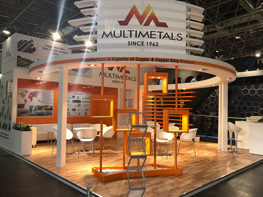 Multimetals booth | Wire & Tube 2018