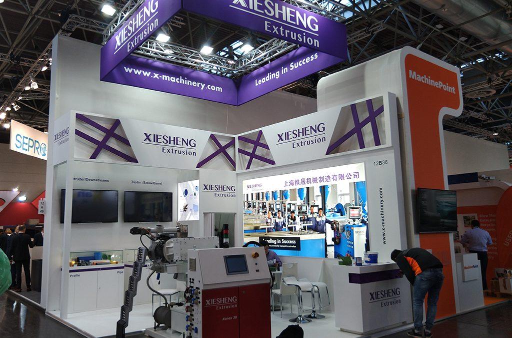 Shanghai Xiesheng Machinery | 22 Sqm | K 2019