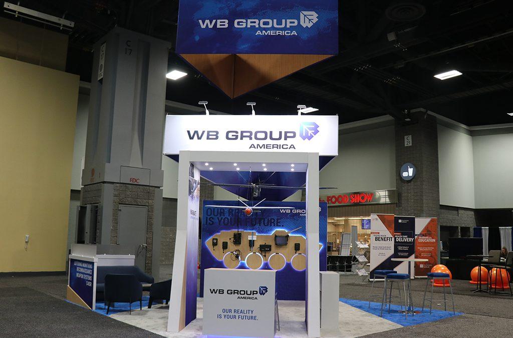 WB Group | 4 Sqm | AUSA 2019
