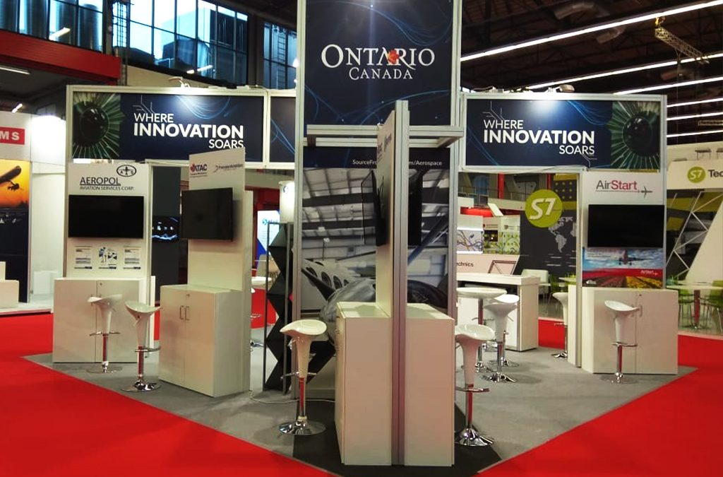 Government of Ontario | 36 Sqm | MRO Europe 2018